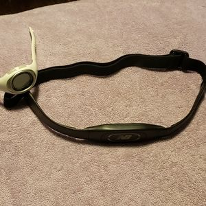 New balance heart rate monitor N4